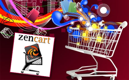Shopping Cart - Zen Cart eCommerce
